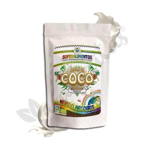 Leche de Coco en Polvo
