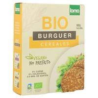 Hamburguesa Vegetal con Cereales Bio