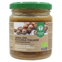 Crema 100% nocciole italiane