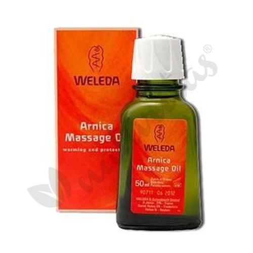 Aceite de Arnica para Masaje