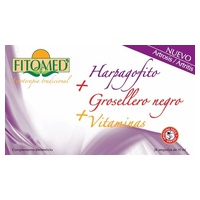 Harpagofito, Grosellero y Vitaminas