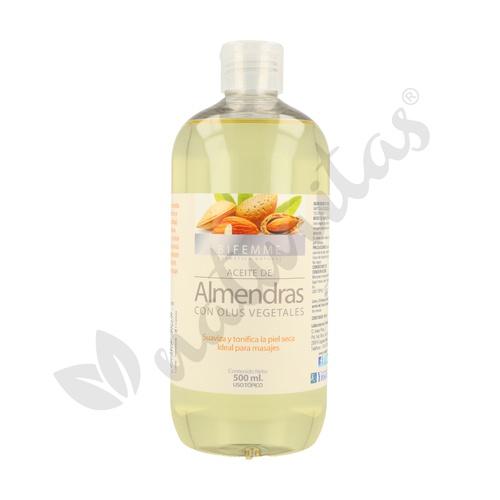 Aceite Corporal de Almendras  500 ml de Ynsadiet