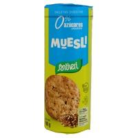 Sugar Free Muesli Cookies