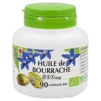 Borage oil 500 mg Bio