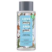 Shampoo all'acqua di cocco e fiore di Mimosa