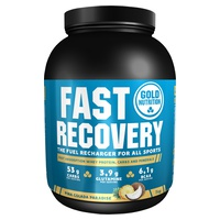 Fast Recovery (Pina Colada flavor)
