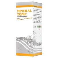 Gotas de tónico mineral
