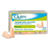 Tapones para los oídos de espuma