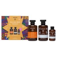 Shine and vitality shampoo + Pure Jasmine bath gel + Pure Jasmine body milk pack