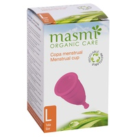 Organic Care Menstrual Cup Size L