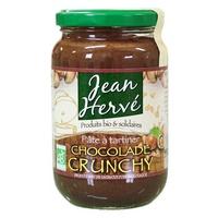 Crema de chocolate crujiente