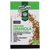 Biochampion Protein Granola Canapa E Cocco