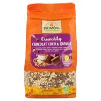 Crunchy de Chocolate, Coco y Quinoa