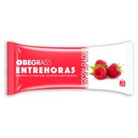 Obegrass Barrita Entre Horas (Chocolate Blanco Frutos Rojos)