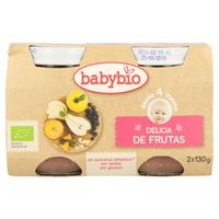 Tarritos Delicia De Frutas 4m+