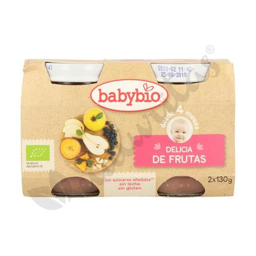 Tarritos Delicia De Frutas ( 4 Meses )