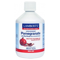 Pomegranate and Red Grape Concentrate