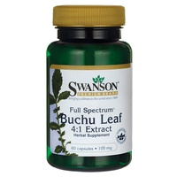 Full Spectrum Buchu Leaf 4:1 Extract, 100mg