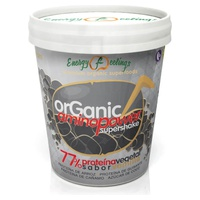 Organic Aminopower supershake 77% proteína vegetal Eco