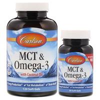 MCT y Omega-3