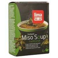 Sopa de Miso Tradicional