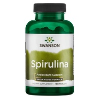 Spiruline, 500 mg