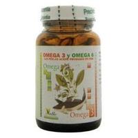 Omega 3 y Omega 6 120 perlas de El Valle