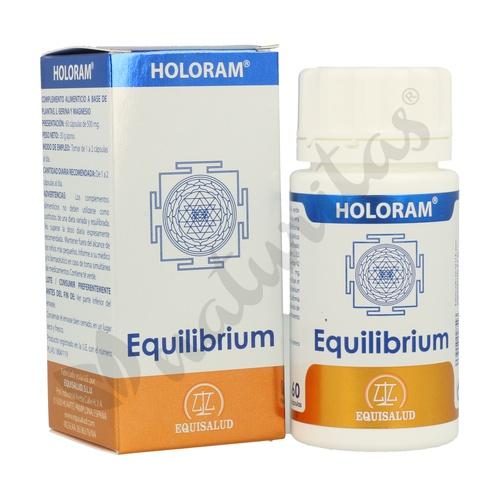 Holoram Equilibrium 60 cápsulas de Equisalud