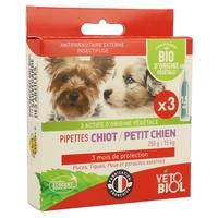 Organic Puppy / Small Dog Pipettes