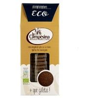 Galletas de Espelta, Lino Dorado, Algarroba, Chia y Cacao Eco
