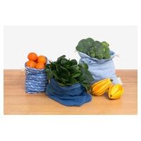 Bolsas reutilizables pack Turqueta