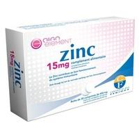 Zinc 15Mg