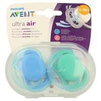 Chupetes Ultra Air SCF244/22 6-18 meses