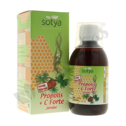 Jarabe de Propóleo y Vitamina C