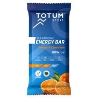 Orange and Cinnamon Energy Bar