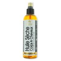 ORGANIC golden tanning dry oil