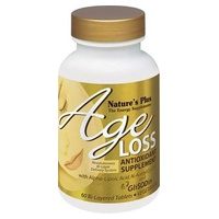 Age Loss 60 comprimidos de Nature's Plus