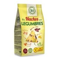 Nachos de Maíz con Legumbres Sin Gluten Bio