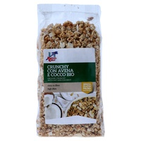 CRUNCHY WITH OATS AND COCCO