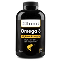 Omega-3 de Aceite de Pescado Salvaje