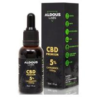 Aceite de Cáñamo Bio Enriquecido 5% CBD