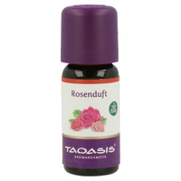 Mezcla de Aceites Esenciales Rosas Frasco de aceite esencial de 10 ml (rosas-palmarosa) de Taoasis