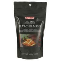Hatcho Miso de Soja Bio No Pasteurizado
