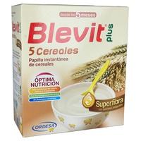 Blevit Plus Superfiber 5 Cereals 5m +
