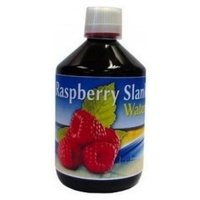 Raspberry Slank Water