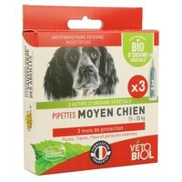 Organic Medium Dog Pipettes