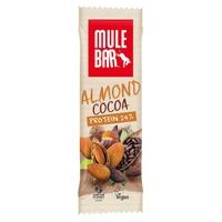 Barrita Proteica de Almendras y Cacao