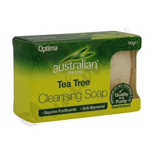Australian Tea Tree (Pastilla de Jabón)
