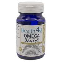 Omega 3, 6, 7 and 9