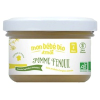 Baby potty organic well-being Apple and Fennel